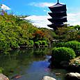 錦の庭園〜東寺〜