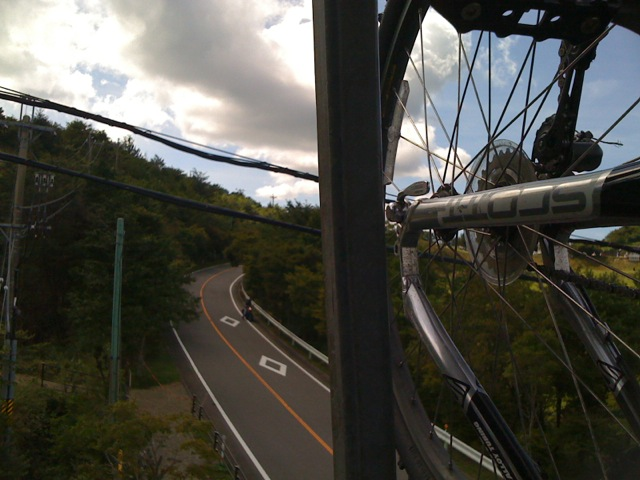 またまた茶臼山高原
