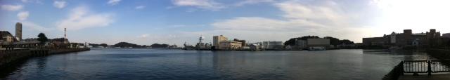 横須賀にやって来ました
