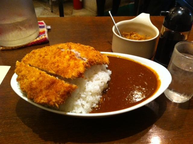 大阪のカレーショップブーンです