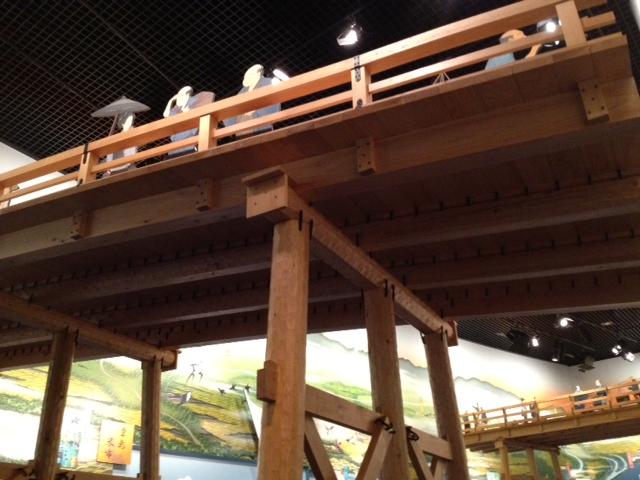 大阪歴史博物館なう