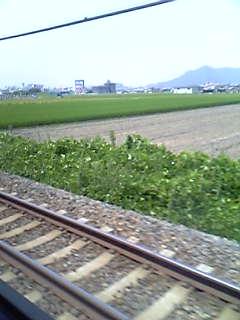 近江八幡近くの風景